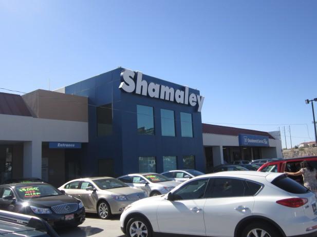 Shamaley Ford El Paso >> Ford el paso tx lee trevino