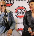 HOT 103.5 Behind–the–Scenes with Eric Bellinger