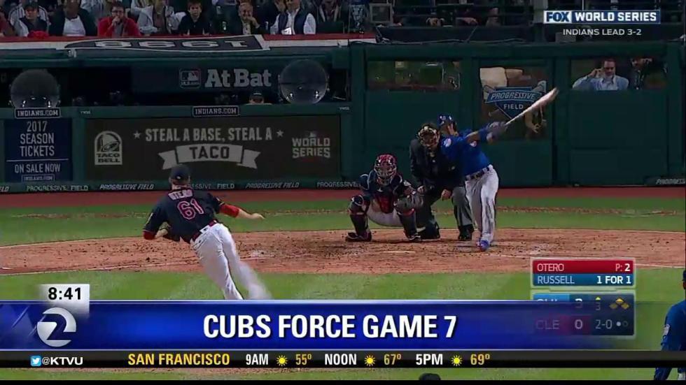 Kcba Fox 35 Monterey Salinas 187 Cubs Force Game 7