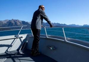 """Esta es una de las fotos """"casuales"""" que el presidente Barack Obama publicó en su nueva cuenta de Facebook. (FB)"""