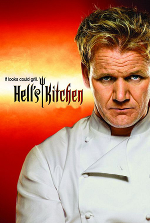 chef gordon ramsay sharpens the palate of 18 new culinary competitors on hells kitchen - Hells Kitchen Fox