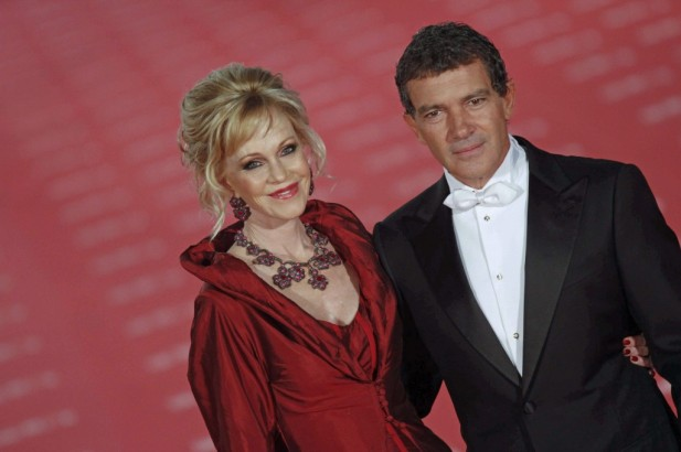 Antonio Banderas, cinema, spanish cinema, Hollywood, 2013, Andalusia, Spain, Málaga, Melanie Griffith