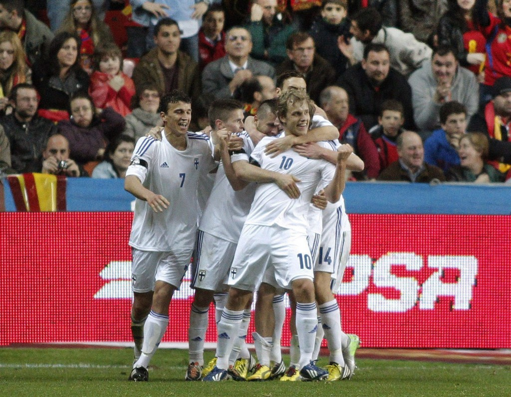 Finlandia visita Luxemburgo cargada de moral tras el empate ante ...