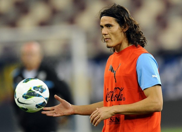 Cavani confiesa haber soñado de niño con jugar en el Madrid o el ...