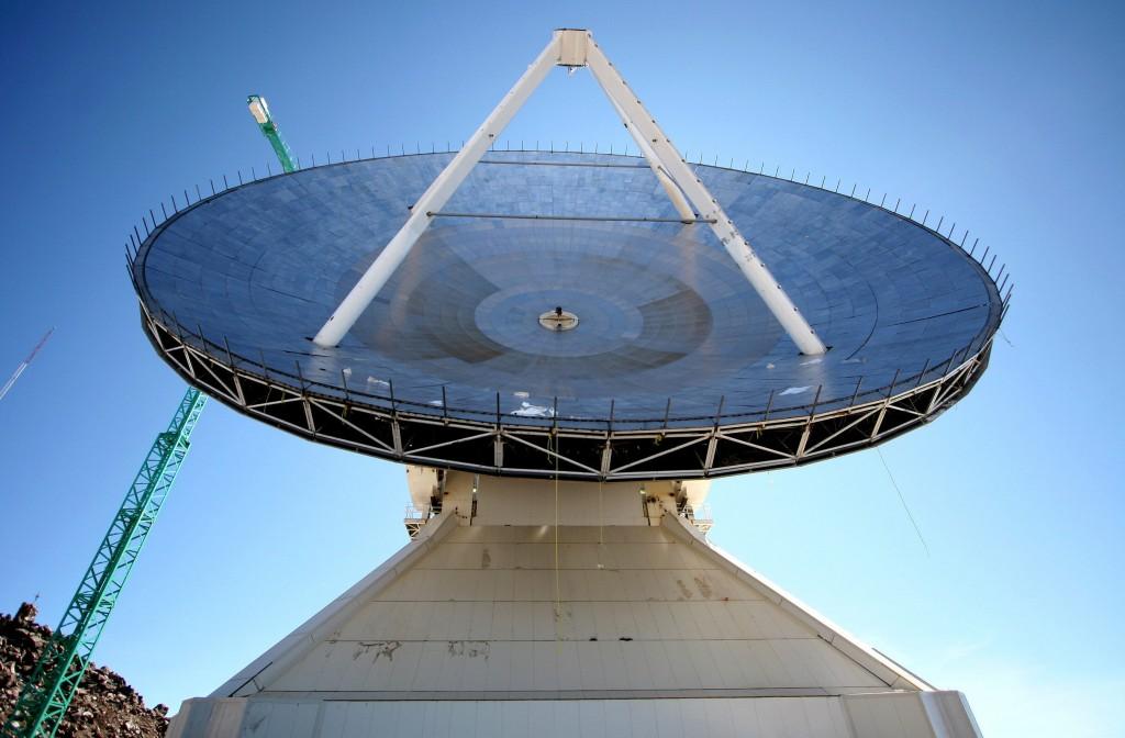 México enlaza su Gran Telescopio Milimétrico con 7 radiotelescopios ...