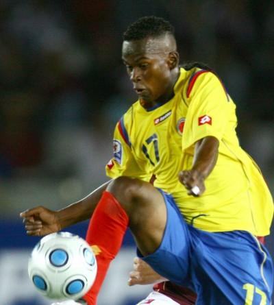 Carlos Darwin Quintero, novedad colombiana para los partidos con Chile ...