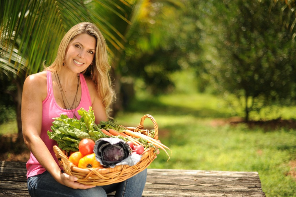 La chef Isa Souza promete que comer sano es fácil, rápido y sabroso