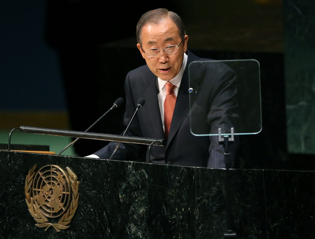 Ban Ki-Moon (Archivo EFE, http://www.wunitv.com/)