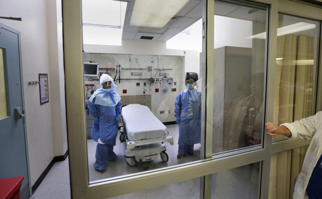 Centroamérica se prepara ante el ébola aunque OPS dice que su riesgo es bajo