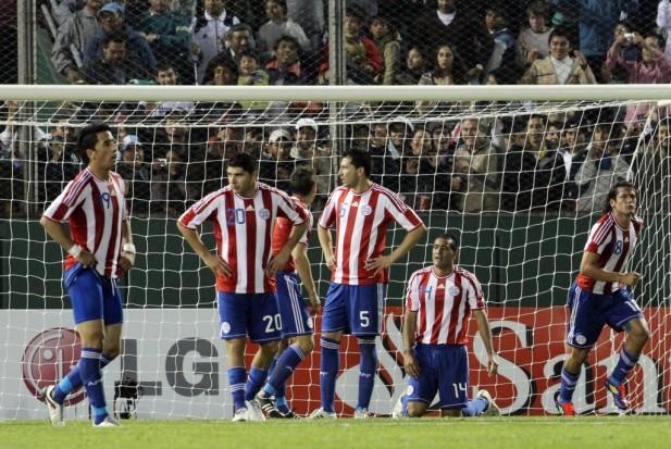 La selección paraguaya acaba una gira marcada por derrotas y sigue en ...
