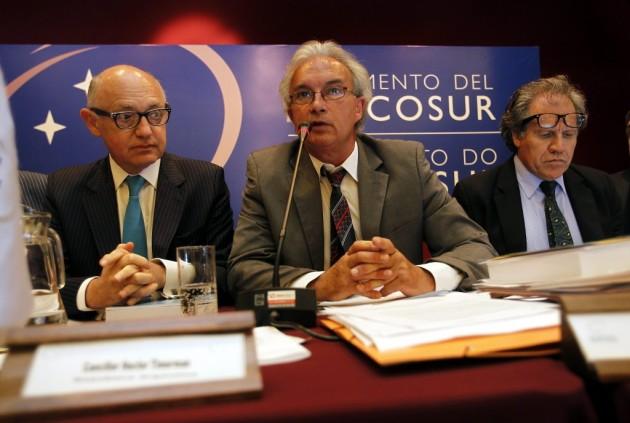 El Parlasur expresa su rechazo al colonialismo británico en las Malvinas