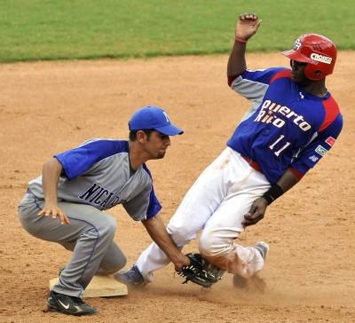 La selección de béisbol de Nicaragua va por una medalla en los ...
