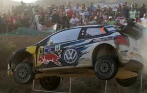 El francés Ogier sigue al frente del Rally México y está cerca de la victoria