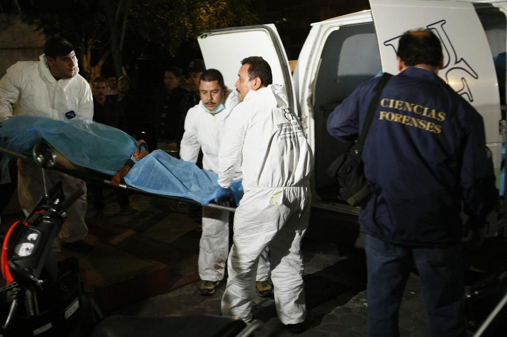 Telemundo 33Mueren cuatro presuntos sicarios en choque con ...