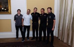 Pilotos latinos en IndyCar se preparan para nueva temporada de automovilismo