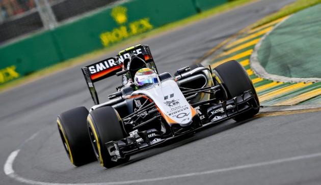"""Sergio Pérez asegura que """"lo positivo ha sido sumar un punto en una carrera difícil"""""""