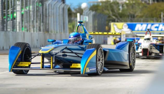 Long Beach abre su emblemático circuito urbano a la Fórmula E