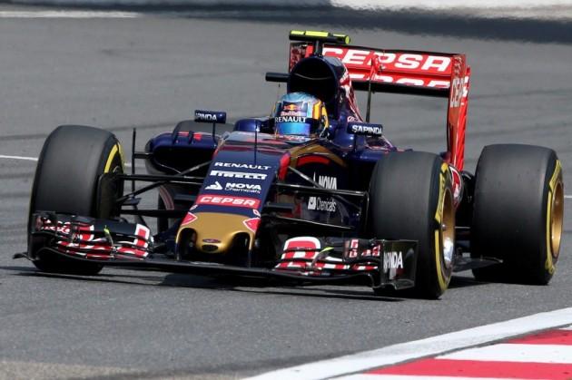 Sainz, Pérez y Maldonado caen en la segunda ronda clasificatoria de Shanghái