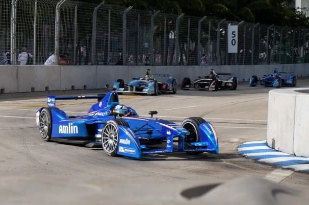 Sebastien Buemi ´pole´ en ePrix de Long Beach; Chava Durán saldrá penúltimo