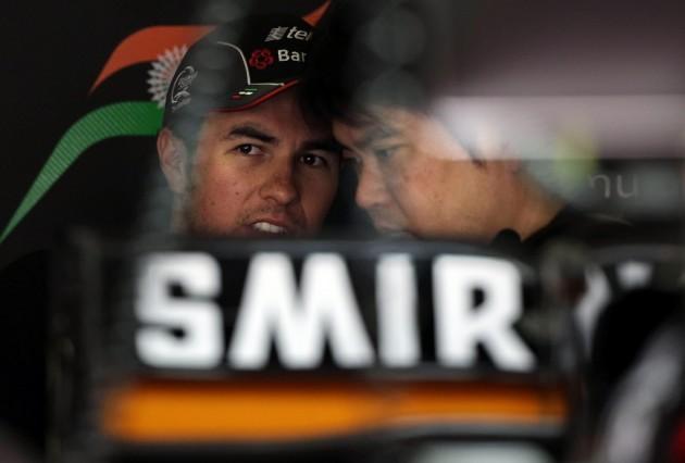 El mexicano Sergio Pérez buscará la Q3 en Mónaco y espera mejoras en Silverstone