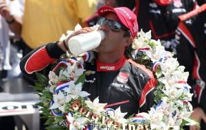 Montoya esperó 15 años para ganar otra vez las 500 Millas de Indianápolis