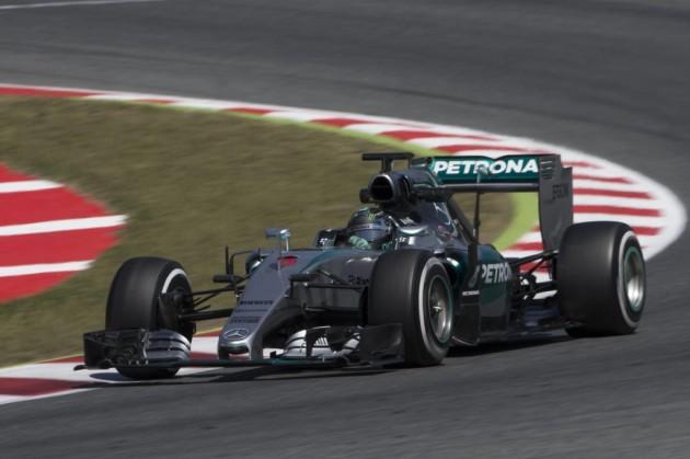Rosberg busca su tercer triunfo en Mónaco y continuar su desafío a Hamilton