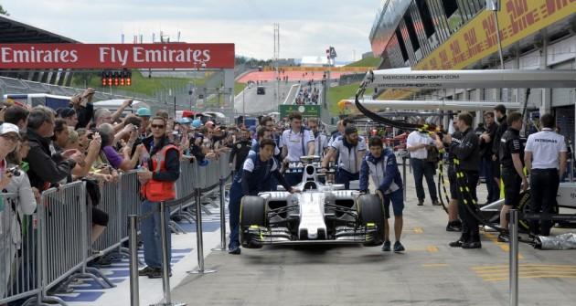 El Gran Premio de México comienza la venta general de entradas
