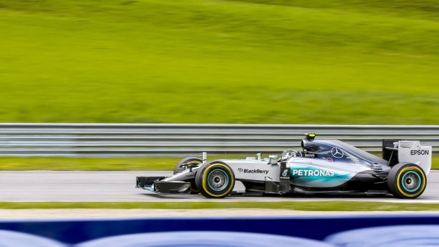 Rosberg el mejor, por delante de Gutiérrez, en Spielberg, con Alonso séptimo
