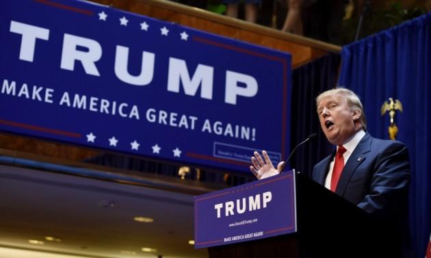 """Trump quiere ser presidente porque es """"el gran líder que EEUU necesita"""""""