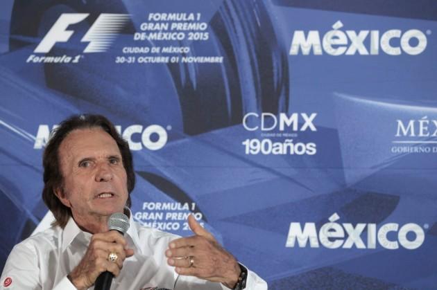 El brasileño Emerson Fittipaldi nombrado embajador del circuito mexicano