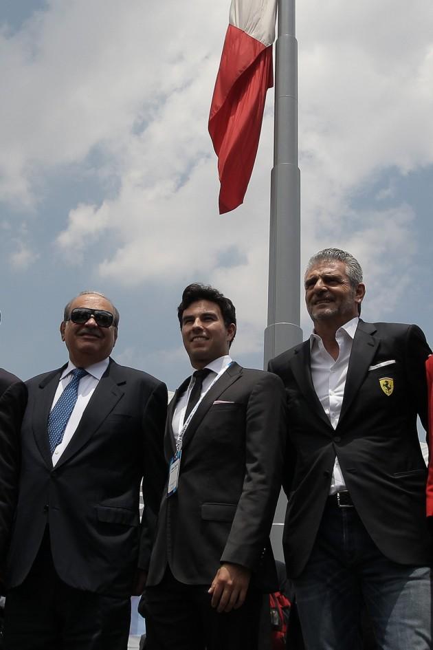 Monoplaza de Ferrari rodará en avenida de Ciudad de México el 2 de agosto