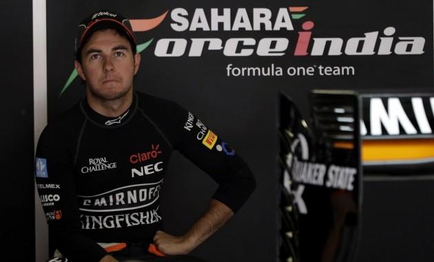 "Sergio Pérez: ""Bianchi era un potencial campeón del mundo"""