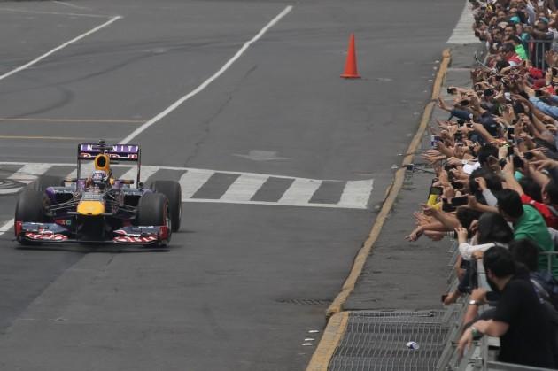 El Gran Premio de México pone en venta última ronda de boletos