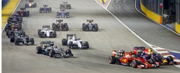 La Fórmula Uno regresa a Japón un año después del mortal accidente de Bianchi