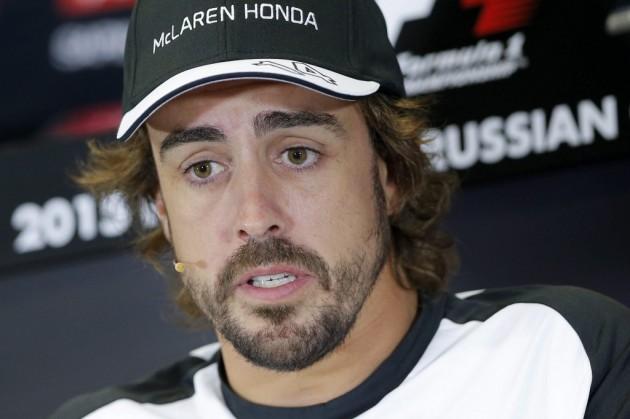 """Alonso espera """"una dura pelea en un circuito desfavorable"""""""