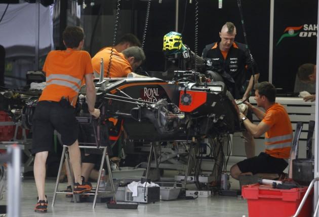 """Bottas dice que """"espera mucho"""" del Gran Premio de México"""