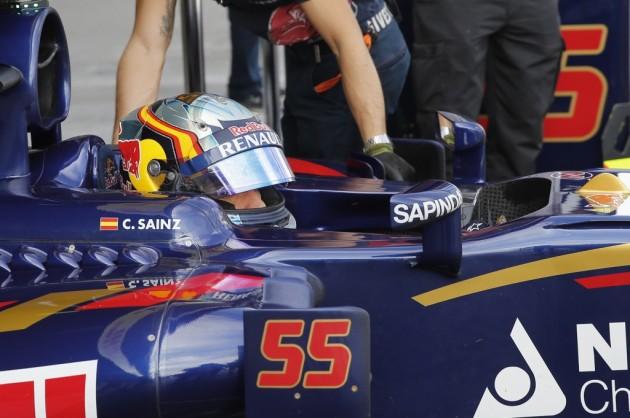 """Carlos Sainz: """"En 2016, con más experiencia daré un paso adelante""""."""