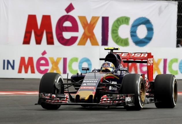 Carlos Sainz se traza como objetivo estar en zona de puntos en México