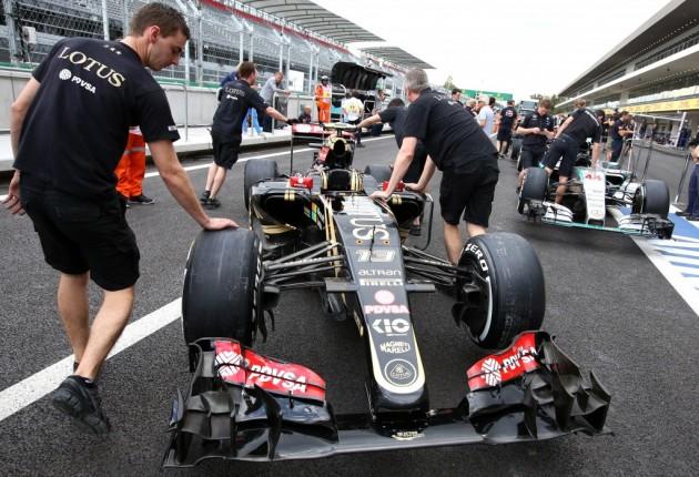Maldonado espera concretar una carrera tranquila y estar en la zona de puntos