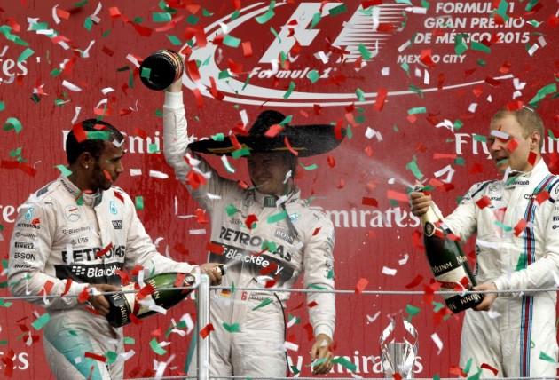 """Ciudad de México considera un """"éxito"""" regreso de F1 tras 23 años de ausencia"""