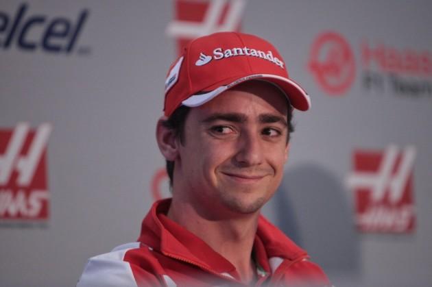 Esteban Gutiérrez: Trabajo hace semanas con Haas,todo fue positivo en Ferrari