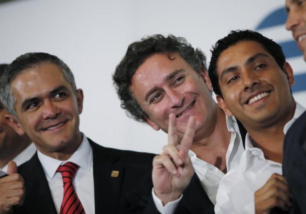 La Ciudad de México tendrá Gran Premio de Fórmula E en marzo de 2016