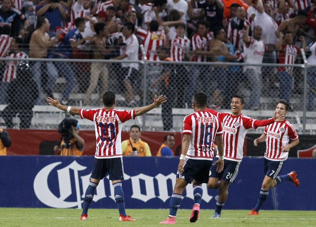 ESPN 1460 AM LUBBOCKLas Chivas vencen al Atlas con gol de Marco ...