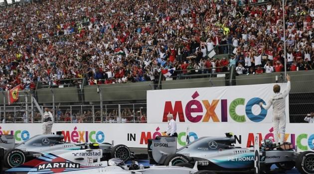Masiva asistencia y euforia de aficionados marcan el Gran Premio de México