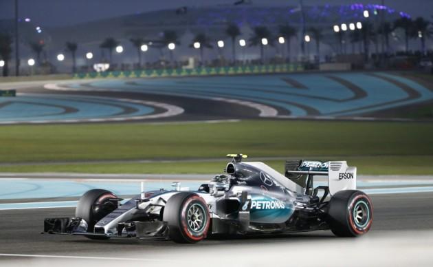Rosberg el más rápido en el segundo libre, Pérez tercero y Alonso noveno