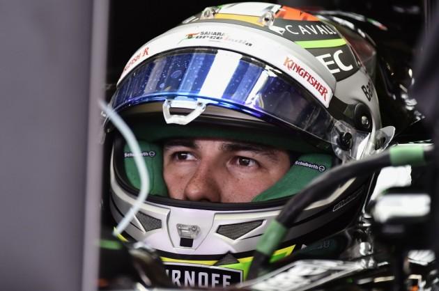 """Sergio Pérez: """"Probablemente mi mejor temporada en Fórmula uno"""""""