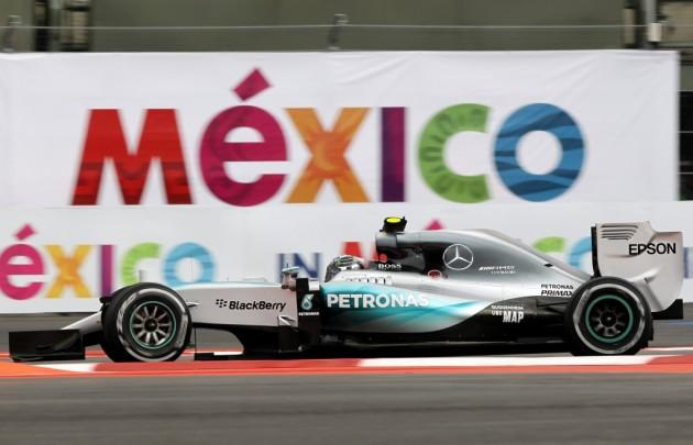 El GP de México de 2016 se disputará el 30 de octubre