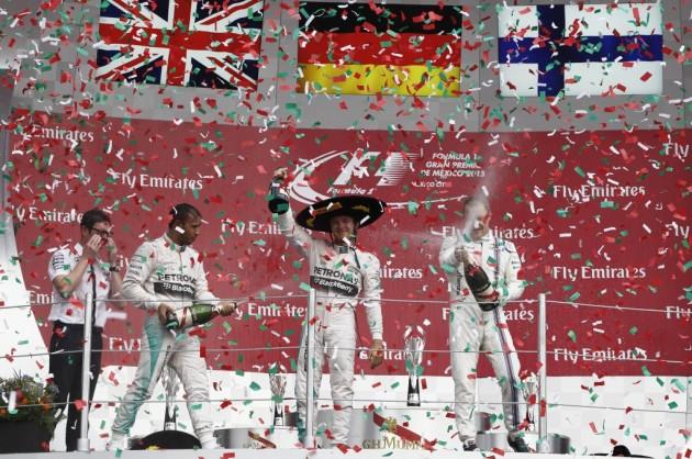 """El Gran Premio México reconocido como el """"Mejor Evento del año"""""""