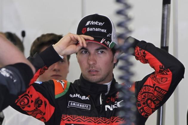 El mexicano Pérez exigirá trabajo fuerte a su equipo en primeras 10 carreras
