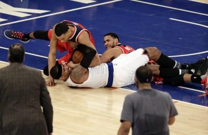 108-111. Wall y lo Wizards siguen hundiendo a los Knicks